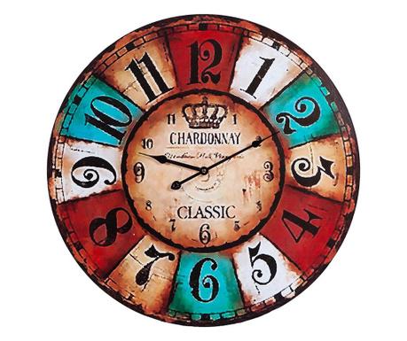Zegar ścienny Chardonnay