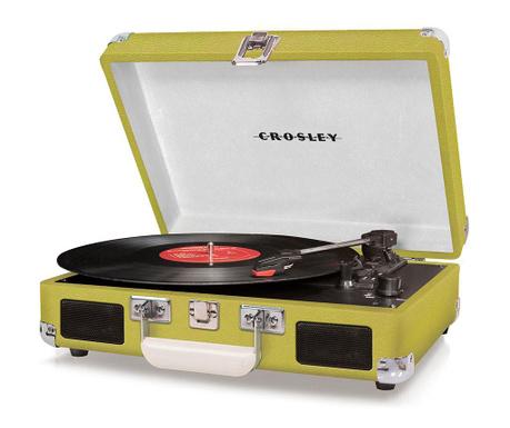 Грамофон Crosley Cruiser Deluxe Green