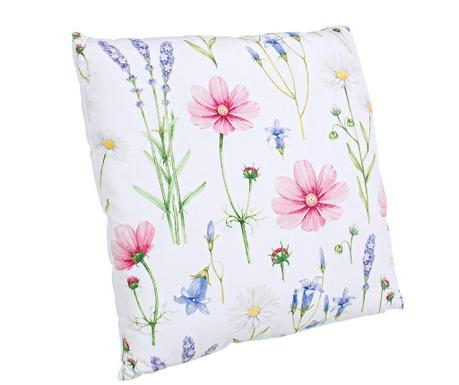 Okrasna blazina Floral Pink 45x45 cm