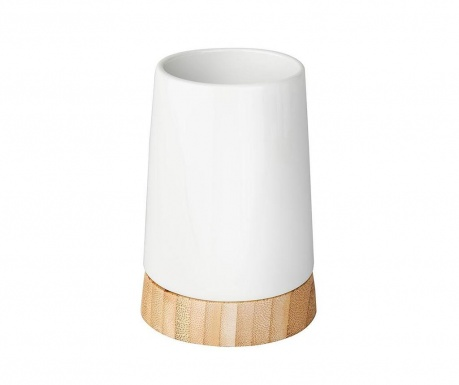 Pohár do koupelny Emet Bamboo