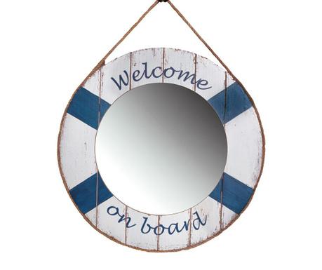 Welcome on Board Tükör