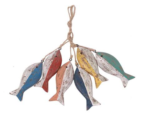 Six Fishes Felfüggeszthető dekoráció