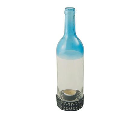 Bottle Gyertyatartó