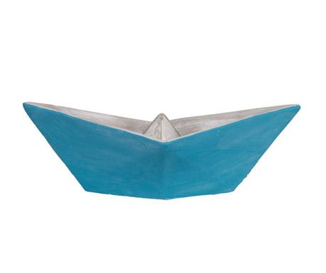 Blue Ship Dekoráció