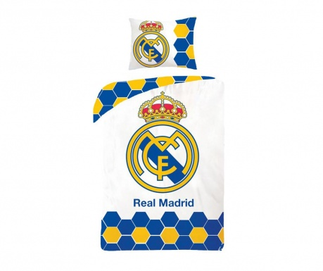 Posteljina Single Ranforce Real Madrid