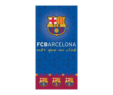 Ręcznik plażowy FC Barcelona 70x140 cm