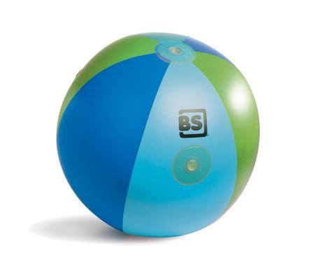 Nafukovací míč s vodou Waterball