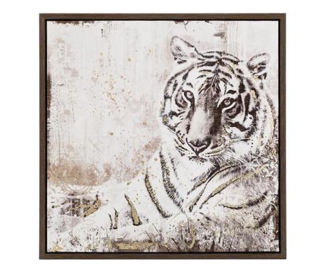 Tiger Kép 64x64 cm