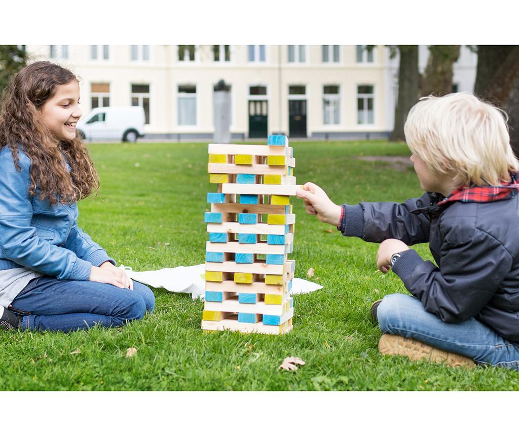 Joc de construit 61 piese Large Tower