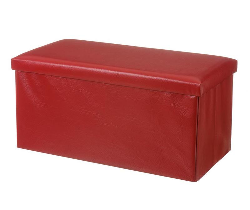 Zložljiva klop Simple Red