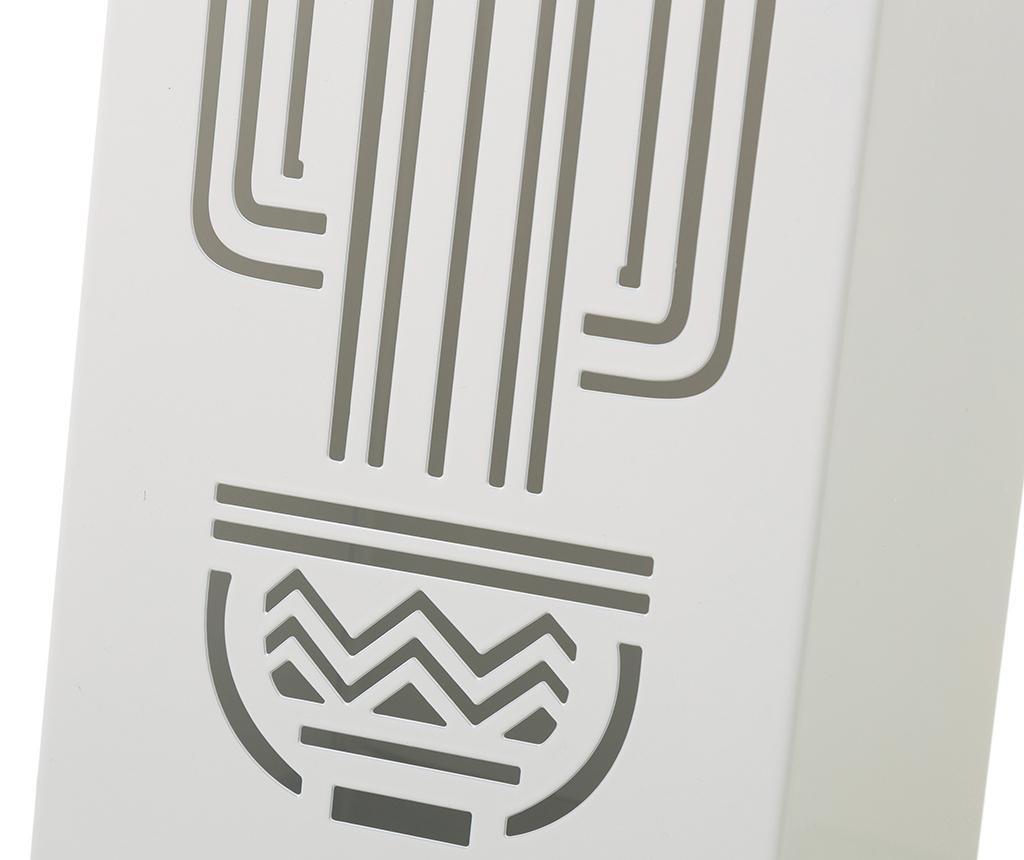 Suport pentru umbrele Cactus White