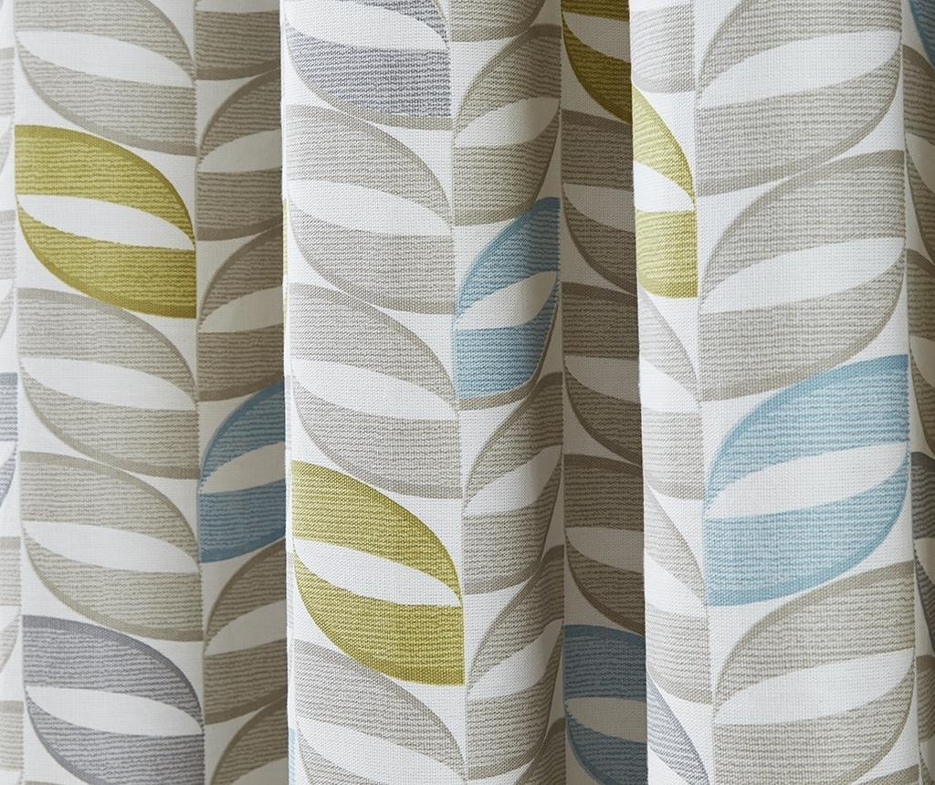 Set 2 draperii Copeland Light Mint 229x229 cm