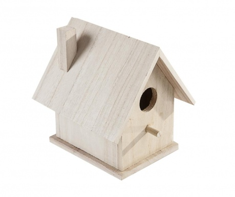 Domek dla ptaków DIY Linny