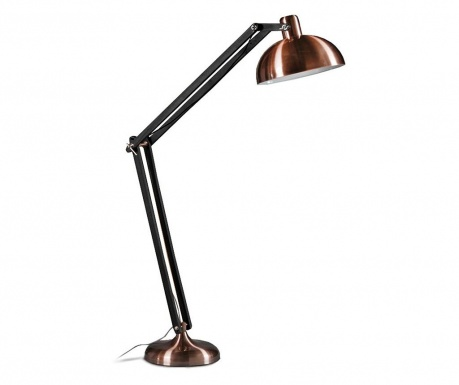 Lampadar Dexter Rusty Chrome