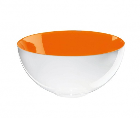 Bol pentru salata Colour It Orange 3 L