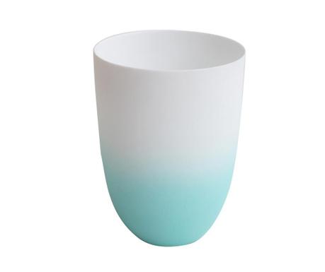 Suport pentru lumanare Neon White Aqua