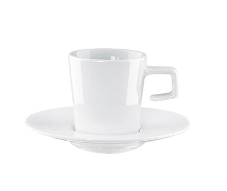 Set 6 cesti si 6 farfurioare Caffe al Bar Cappuccino