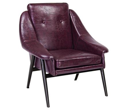 Fotel Magnum Bordeaux