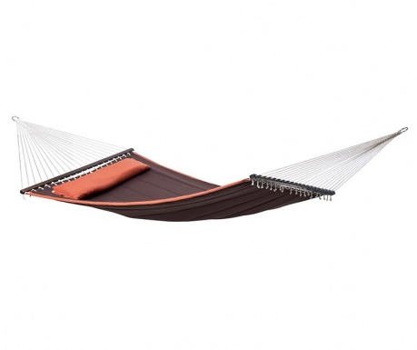 Hamac cu bare Palm Beach Terracotta 140x215 cm