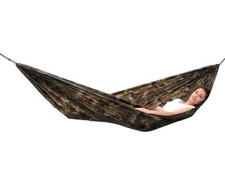 Хамак Travelset Camoulflage 120x275 см
