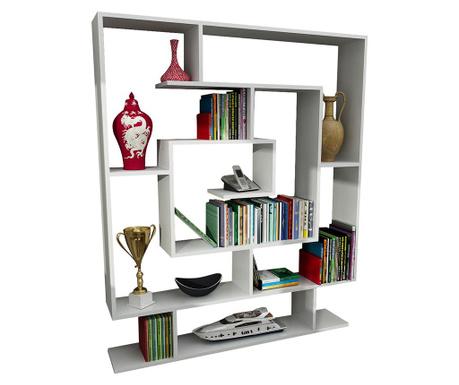 Knjižni regal Maze White