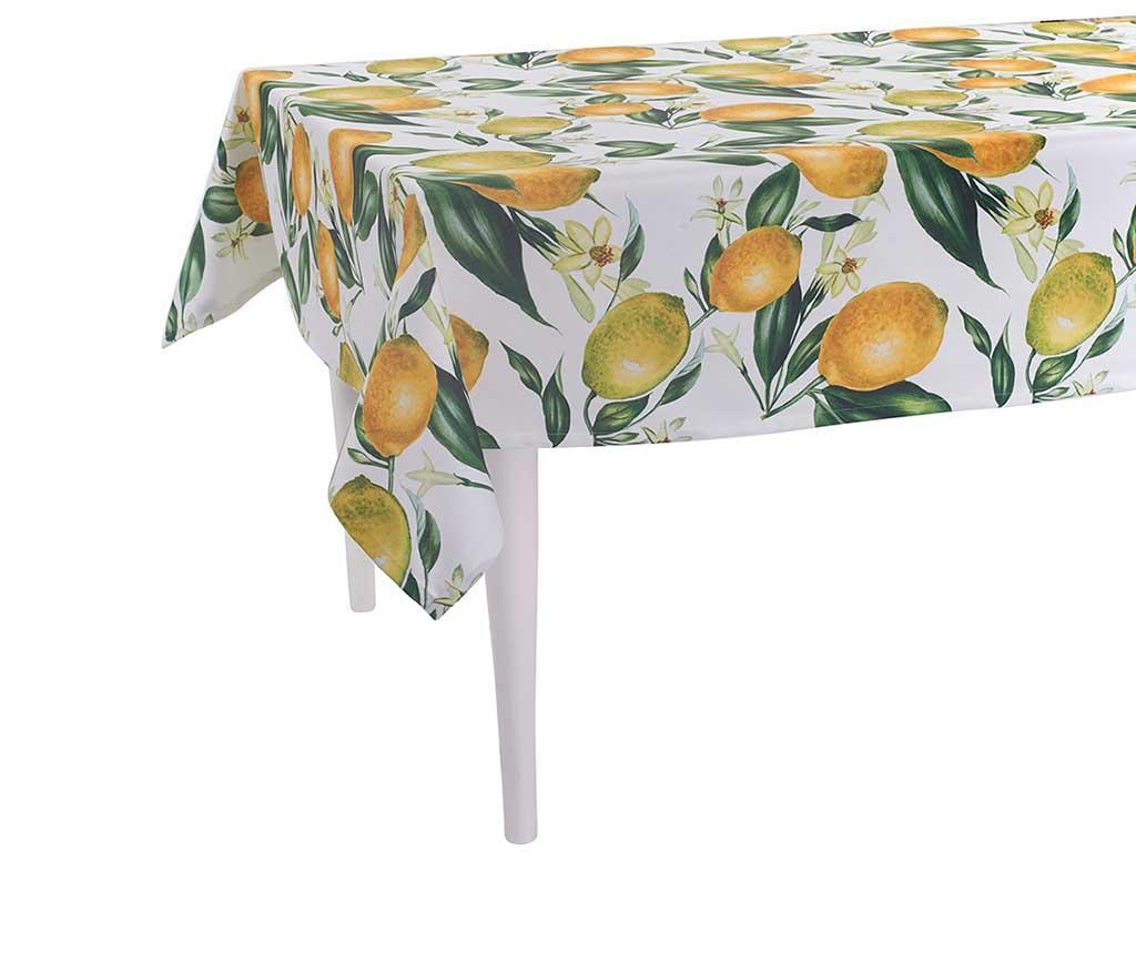 Fata de masa Lemons 140x140 cm