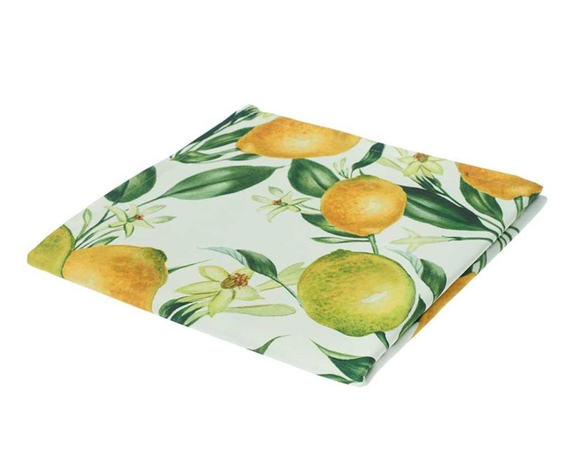 Namizni prt Lemons 140x300 cm