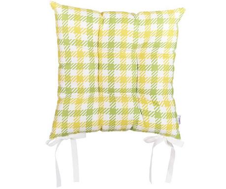 Jastuk za sjedalo Little Squares 37x37 cm