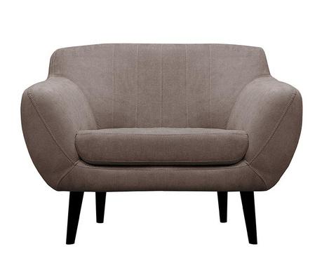 Toscane  Grey Taupe Fotel