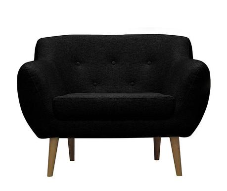 Sicile   Black Fotel