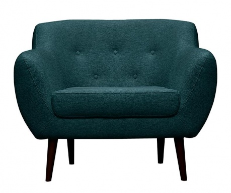 Piemont  Turquoise Fotel