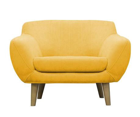 Fotoliu Sardaigne  Yellow