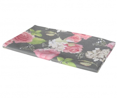Stredový obrus Flowery Dark 40x140 cm