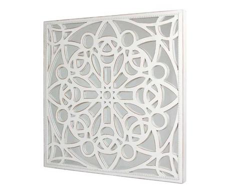 Decoratiune cu oglinda Mandala
