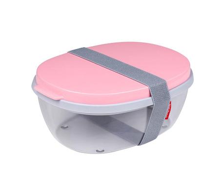 Κουτί μεσημεριανού γεύματος Ellipse Fresh Pink