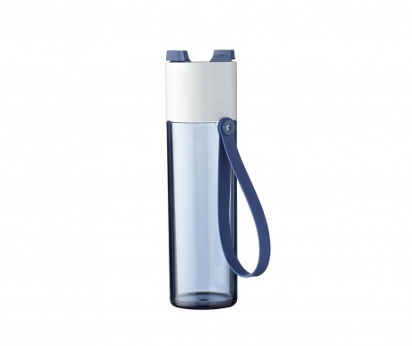 Sticla sport Justwater Nordic Denim 500 ml