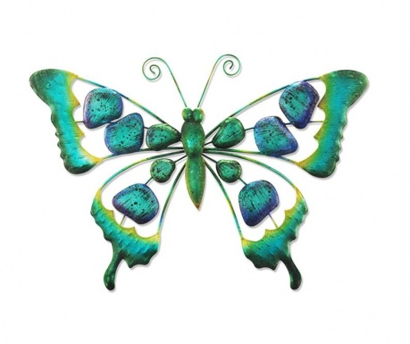 Zidni ukras Design Butterfly Down