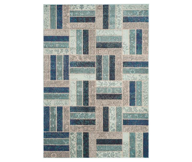 Covor Cordova Grey Blue 120x180 cm