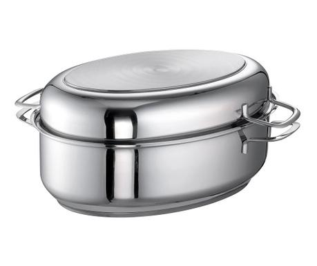 Naczynie do pieczenia z przykrywką Viviena 9 L