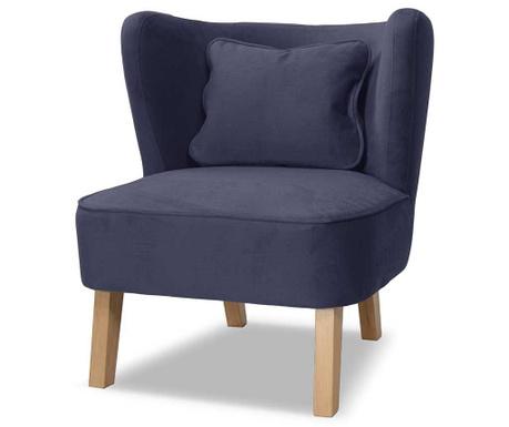 Fotel Organza Navy Blue