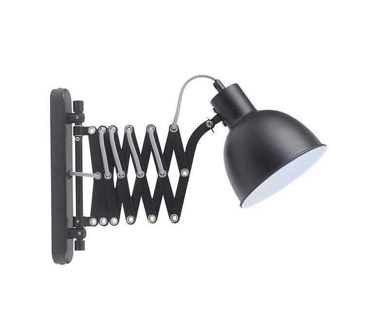 Talaro Black Fali lámpa