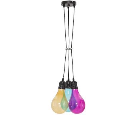 Závesná lampa Oklahoma Three
