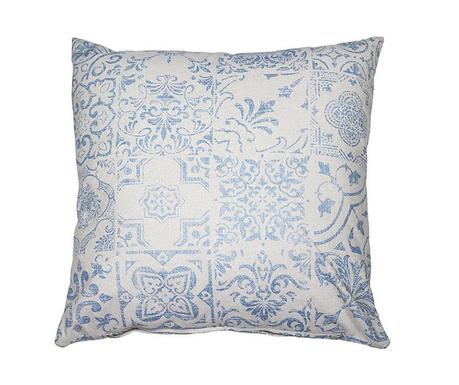 Poduszka dekoracyjna Marta Blue 45x45 cm