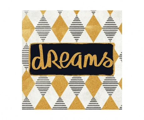 Obraz Dreams 30x30 cm