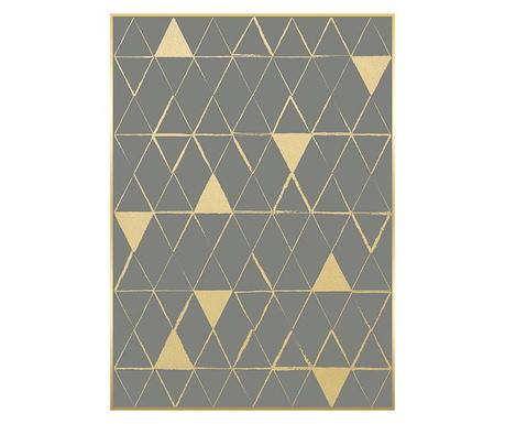 Obraz Rhombus 100x140 cm
