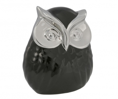 Dekorácia Black Owl