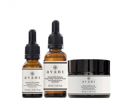 Set of 2 serums and 1 intensive hydrating cream Absolute Youth