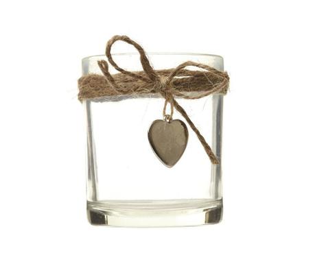 Podstavec na svíčku Heart
