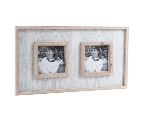 Photo frame for 2 photos Candis
