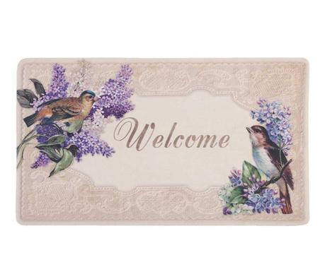 Wycieraczka Welcome Birds 44x74 cm